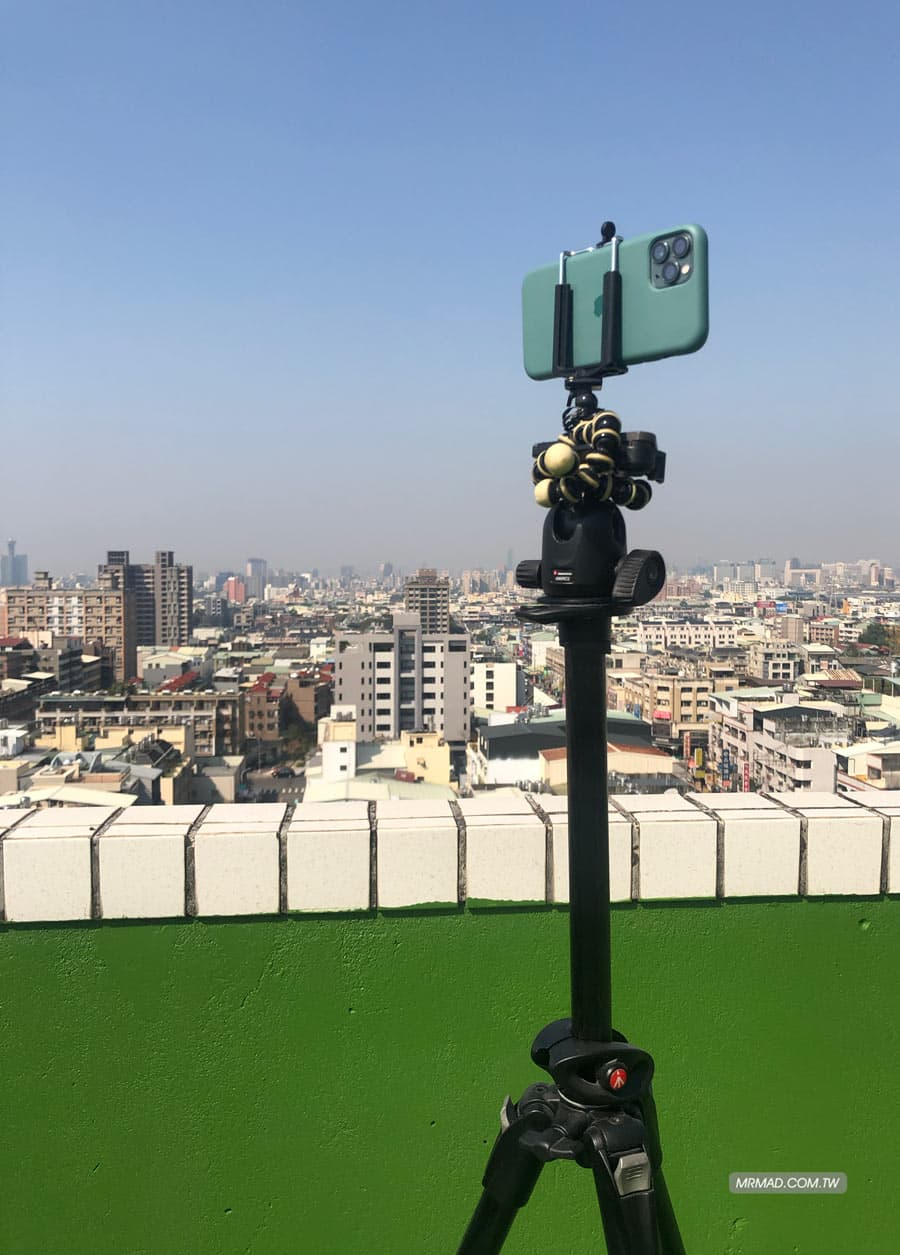 how-to-take-photos-with-apple-watch-Tripod-mounting