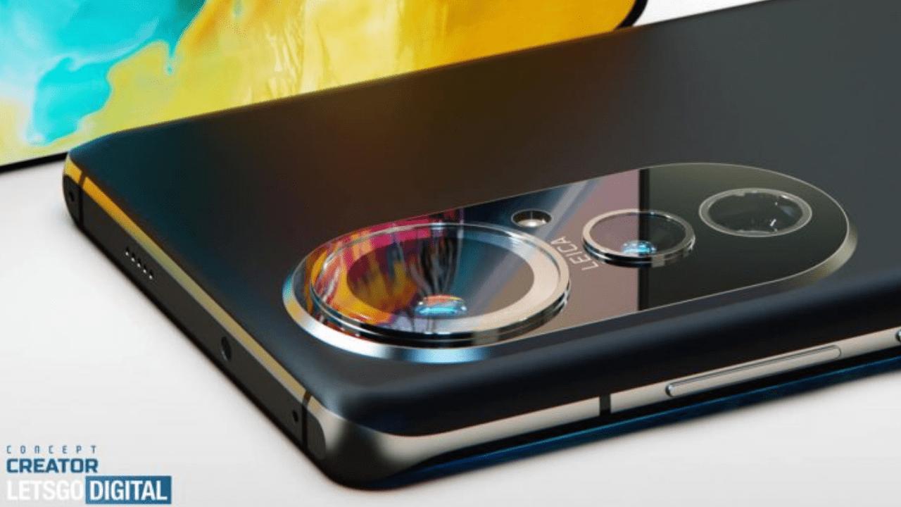 Huawei-P50-Pro-Render