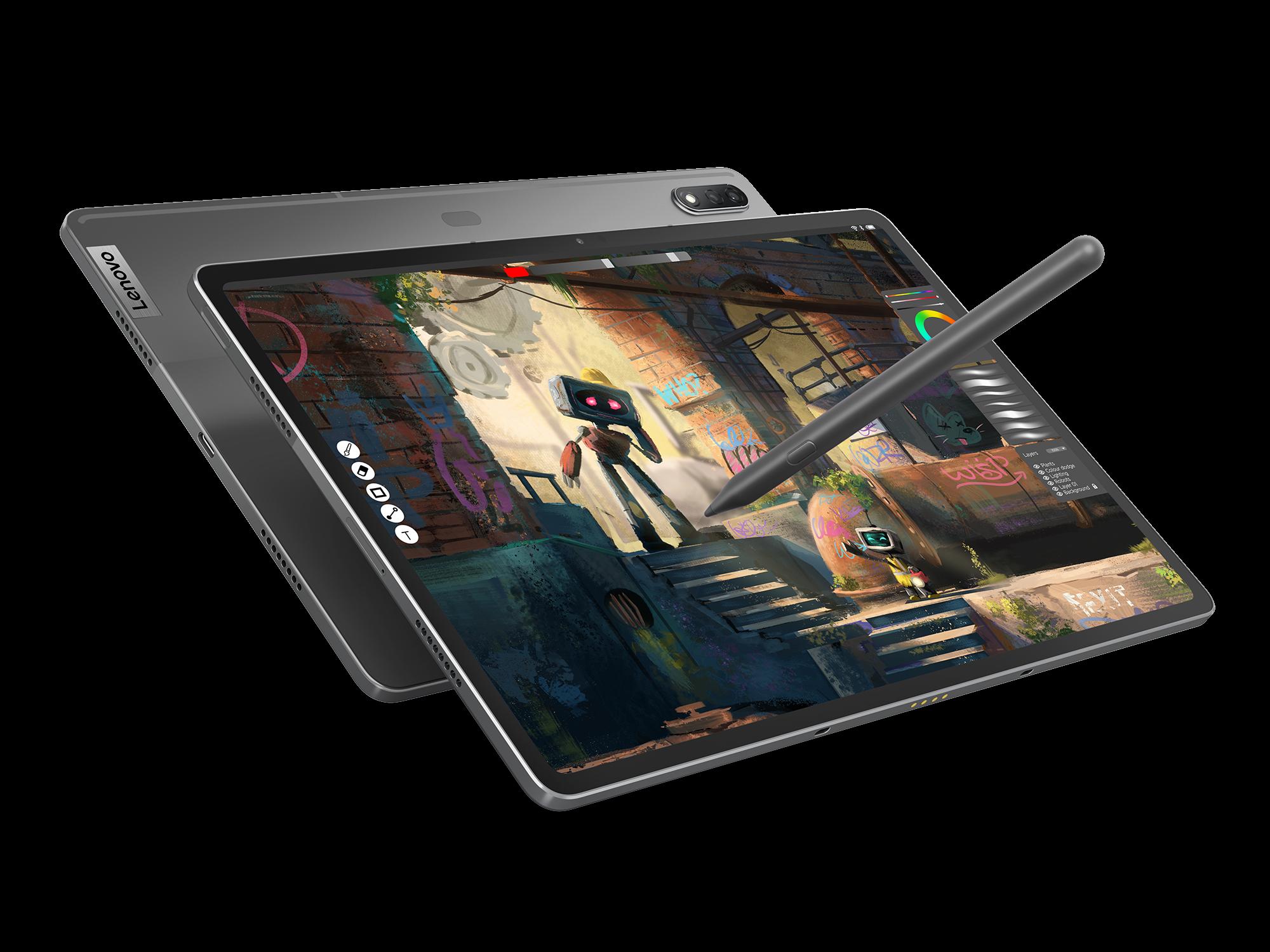 Lenovo_Tab_P12_Pro_Front_Back_Art_Markup