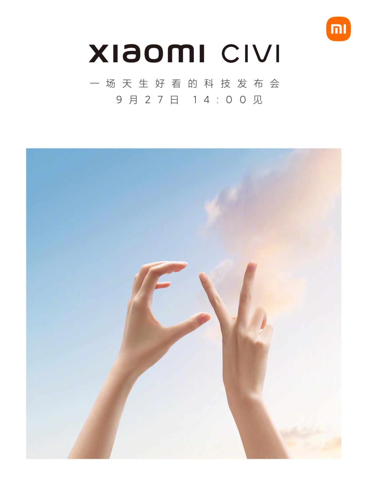 Xiaomi-Civi-Series-1