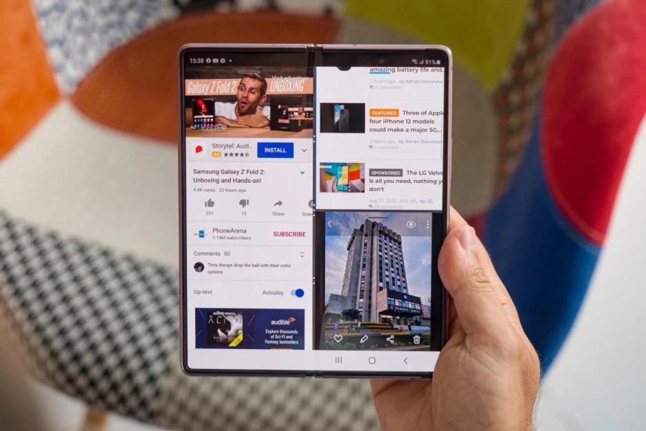z-fold-2-multitasking-google-pixel-fold