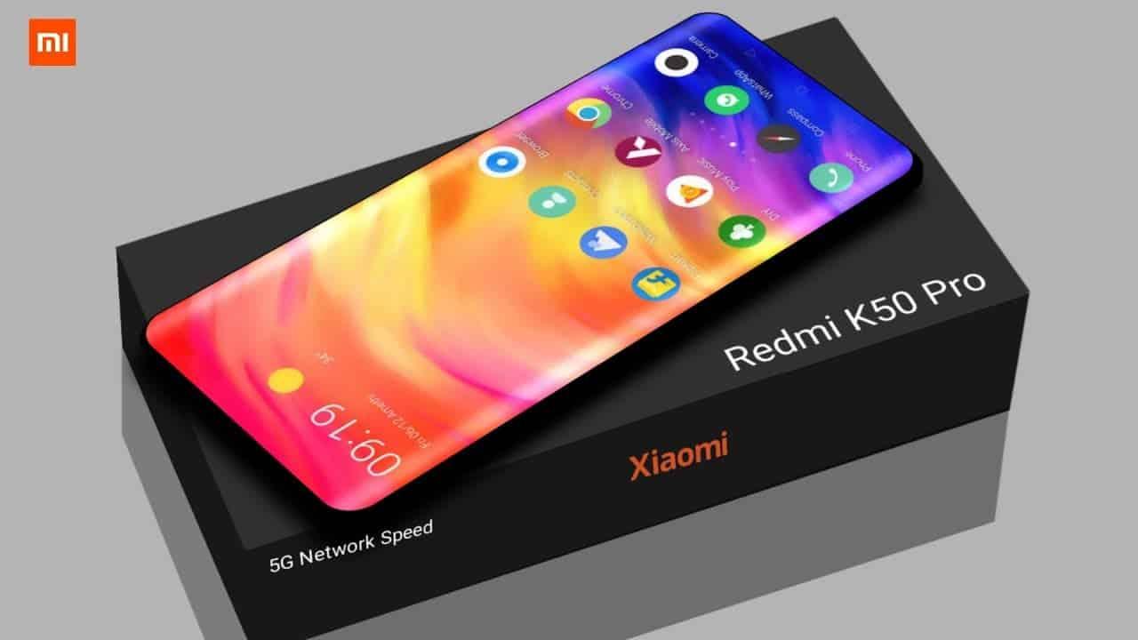Redmi-K50